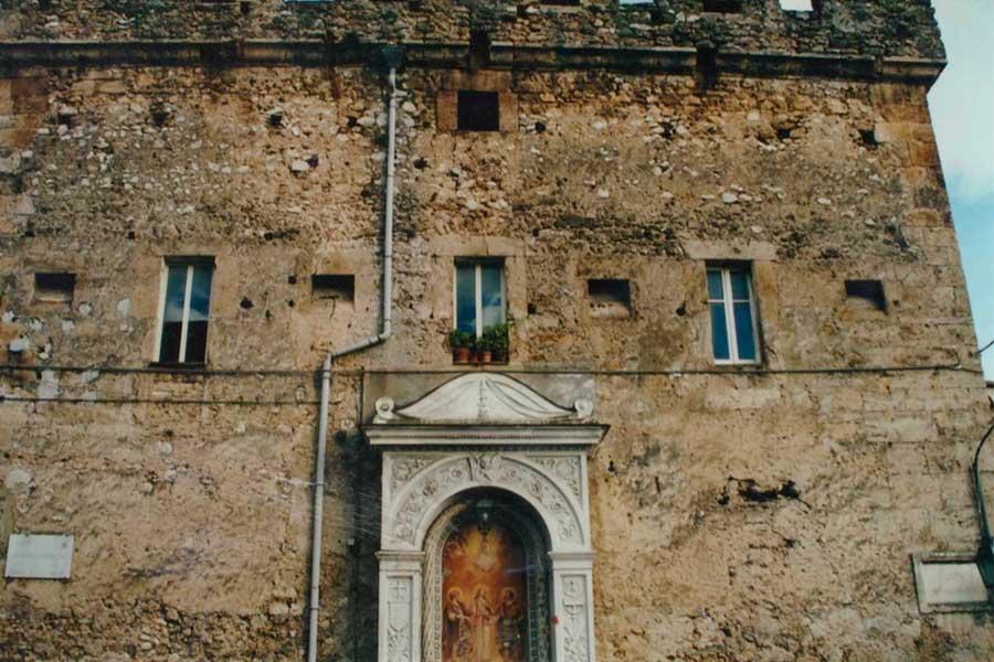 Torre-Medioevale-in-Venafro