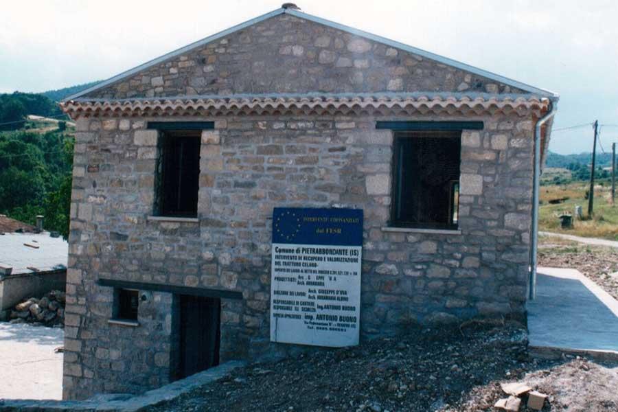 Tratturo-Celano-Foggia-Buono-Costruzioni